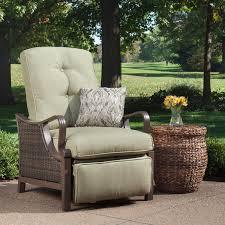 Patio Furniture Ventura Ca by Hanover Outdoor Ventura Outdoor Luxury Recliner Walmart Com
