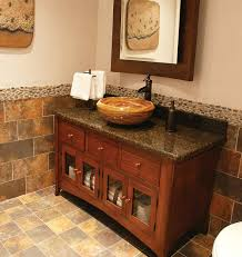 Amish Built Kitchen Cabinets by Amish Made Vanity Sinks