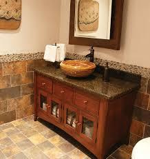 amish made vanity sinks
