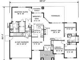 modern 1 house plans 1 floor modern minimalist house plan 4 home ideas