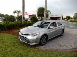 toyota stock symbol 2018 new toyota avalon xle at royal palm toyota serving wellington