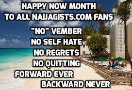 happy new month inspirational quotes for november 2014