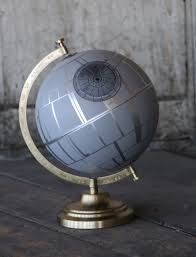 Star Wars Office Decor Lots Of People Have A Globe In Their Office Even If They Don U0027t