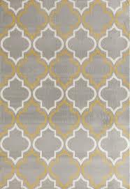 Gray And Yellow Rugs Charlton Home Freeman Gray Yellow Area Rug U0026 Reviews Wayfair