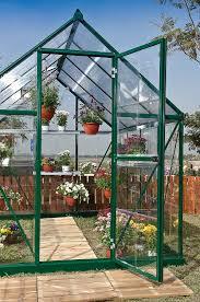 Greenhouse Palram Amazon Com Palram Nature Series Hybrid Hobby Greenhouse 6 U0027 X 8