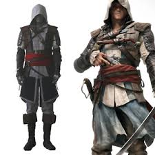 Edward Kenway Halloween Costume Assassin Creed Edward Kenway Blag Flag Cosplay U0026 Halloween