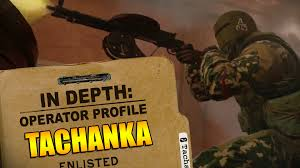 what is the meaning of siege rainbow six siege operator profile tachanka