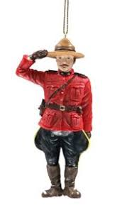 canadian ornaments mounties i ivillage ca home for