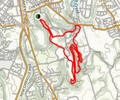 map of lancaster county pa lancaster county central park loop pennsylvania alltrails com