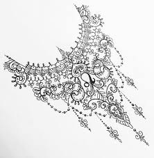 die besten 25 mandala tattoo hals ideen auf pinterest lotus