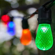 Led Patio Lights Patio String Lights And Bulbs