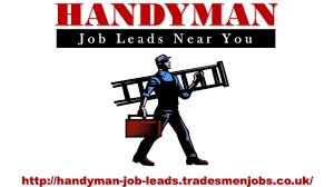 handyman job leads near me youtube