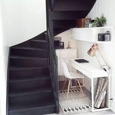 am駭agement bureau sous escalier conseil déco aménager un coin bureau à la maison architecte d