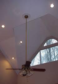 long drop ceiling fans ceiling fan tips and tricks