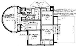 tudor floor plans turreted tudor cottage 11605gc architectural designs house plans