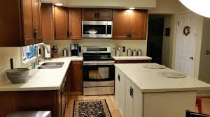 cliq kitchen cabinets reviews cliq studio cabinets reviews remodeled kitchen has cherry cabinets
