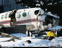 crash of a beechcraft king air 100 in chicoutimi 2 killed b3a