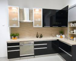 Light Kitchen Cabinets Dark Atmosphere Of Kitchen Cabinets Home Design And Decor Ideas
