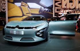 citroen electric citroen cxperience car 2016 paris motor show photos business