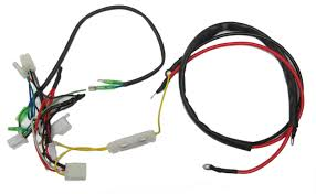 engine wiring harness for gy6 150cc engine 05711a bmi karts