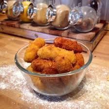 馗rire une recette de cuisine croquettes de poulet rôti et jambon serrano recipe finger foods