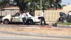 car crash cbs miami