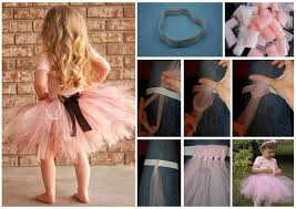 how to make tulle skirt how to make a pretty tutu without sewing diy alldaychic