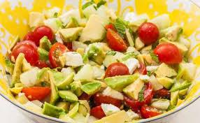 cuisine estivale recettes de salade estivale idées de recettes à base de salade