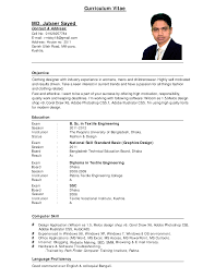 best curriculum vitae format for freshers pdf to word cover letter the best resume format the best resume format