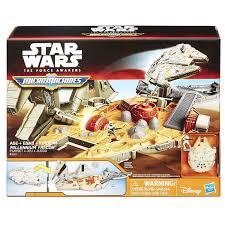toys micro machines millennium falcon playset slickdeals net