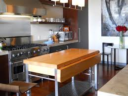 ideas for small kitchen islands small kitchen island ideas pictures tips from hgtv brilliant