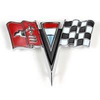c2 1963 corvette emblems 1963 1967