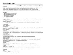 Sample Of A Receptionist Resume by Automotive Receptionist Resume Sample Quintessential Livecareer
