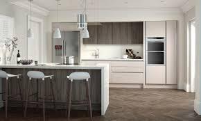 modern fitted kitchens nature porter cashmere kitchen