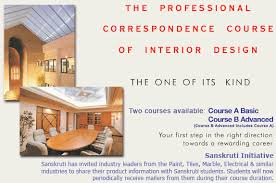 interior design course from home interior decorating courses