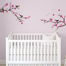 Butterfly Wall Decals For Nursery by Amazon Com Blossoms And Branches Decorative Peel U0026 Stick Wall Art