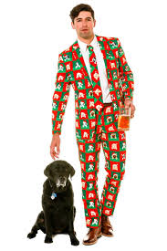 sweater with dogs on it sweater suit with dogs pattern on it