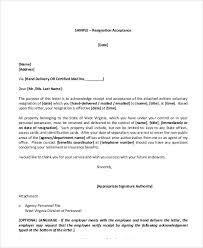 acceptance letters pdf