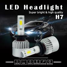 le h7 led 2x h7 canbus car led headlights fog light cob headl bulb