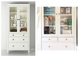 ikea hemnes glass door cabinet ikea hemnes glass door cabinet with 4 drawers trekkerboy