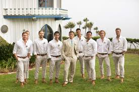 linen clothes for wedding groom style 12 men whose wedding style is on point inside weddings
