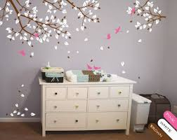 Wall Decals For Nursery Tree Wall Decals Nursery Branch Mural Sticker Decor Kr048