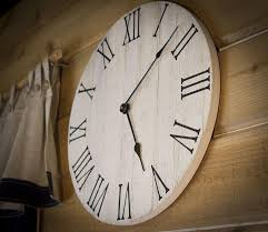large wall clocks at bed bath and beyond home town bowie ideas