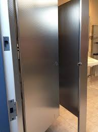 Stainless Steel Bathroom Partitions by Bms Projects