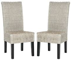 white wicker kitchen table wicker kitchen sets dining rattan dining chairs small rattan dining
