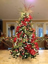 green tree decorating ideas tree dress