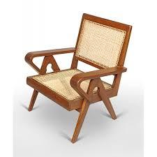Teak Armchair Le Corbusier Armchair Known As Cross Easy Chair In Teak By
