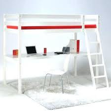 lits mezzanine avec bureau lit mezzanine avec bureau lit mezzanine bois blanc 2 places