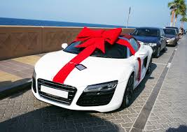 first audi 17 year old received her first car surprise but it u0027s not just