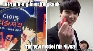 newest model nivea s newest model allkpop meme center